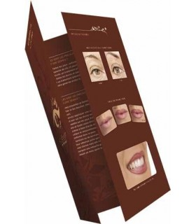 Brochure info maquillage permanent (x25)