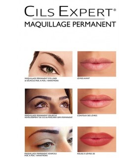 MAQUILLAGE PERMANENT EXPERT 5 JOURS