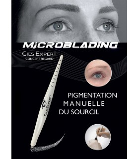 Modèle Maquillage permanent ou microblading 1 zone