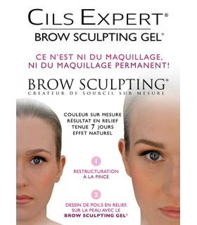Kit Brow Sculpting Gel