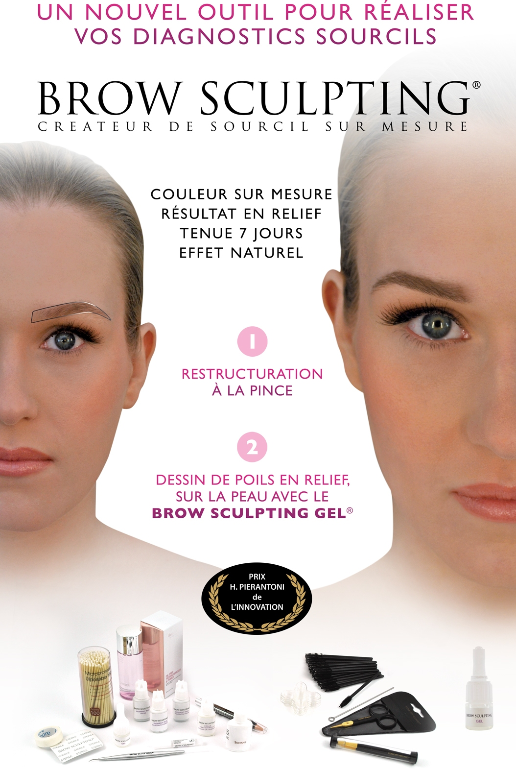 formation brow artist
